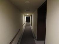 その他:ホテルライクな内廊下